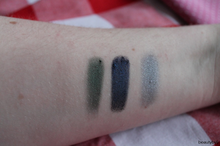 loreal chrome swatches